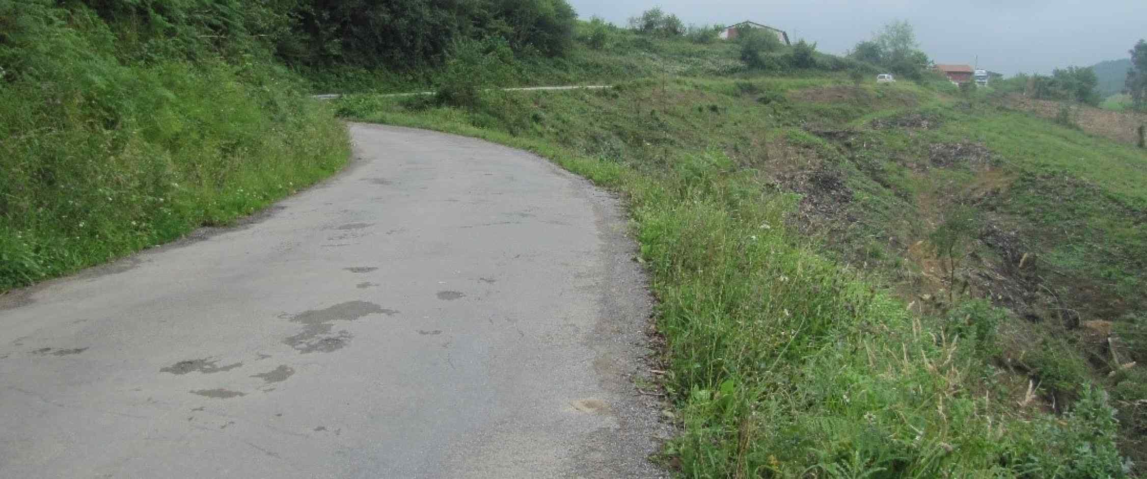 Estado de la carretera en su inspección
