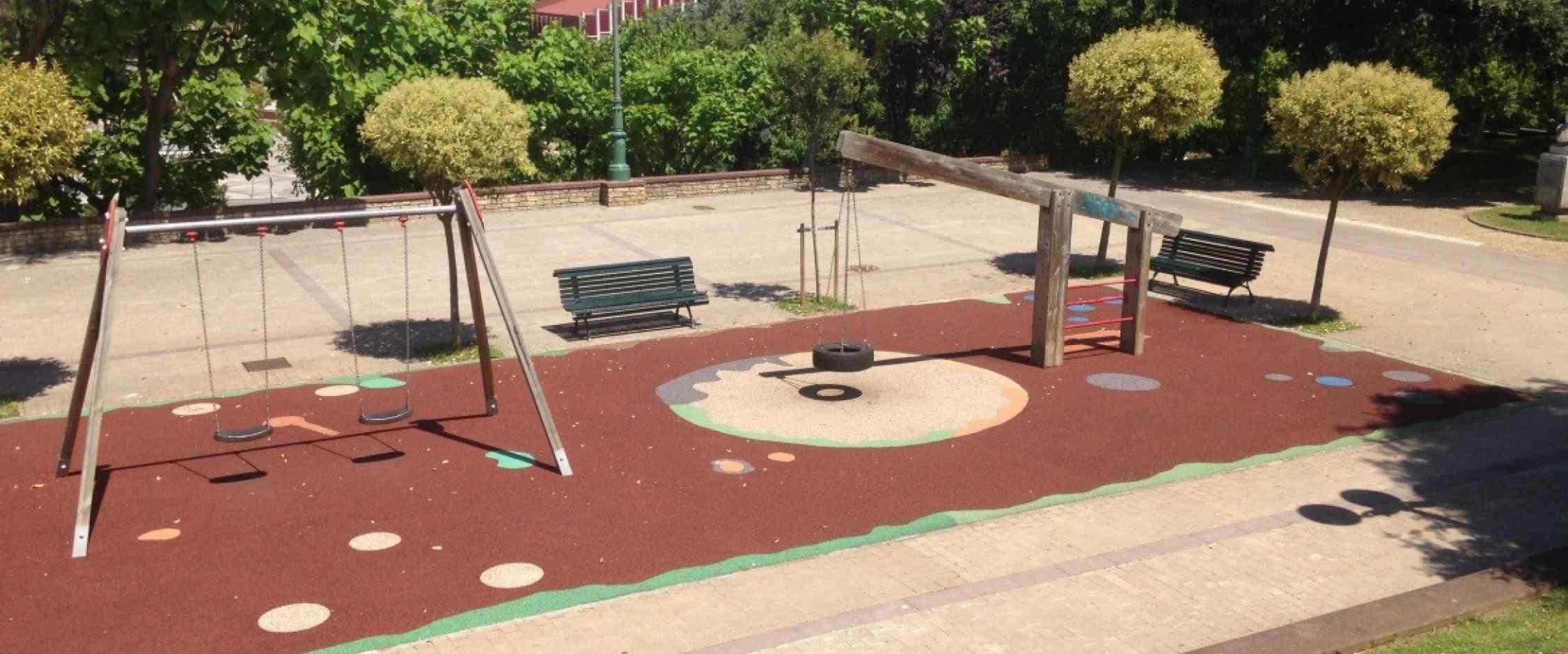 Estado del parque en su inspección