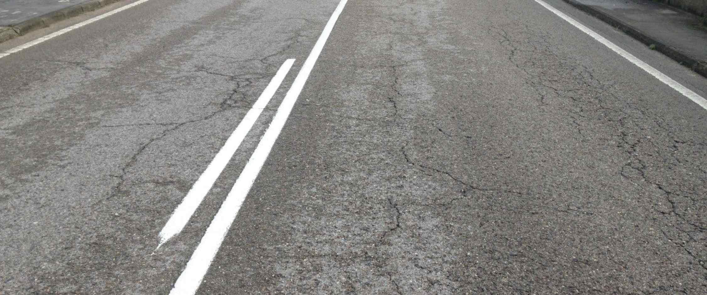 Inspección de carretera