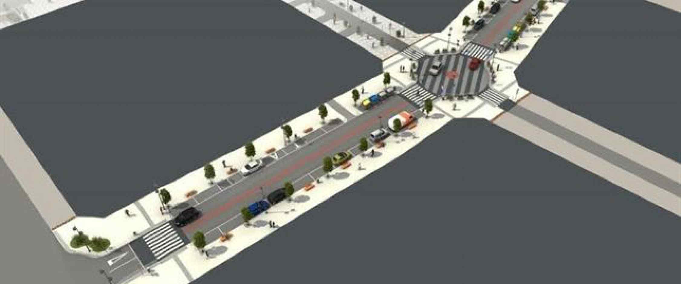Proyecto urbanización 1
